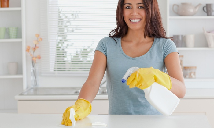 5 Star Service - Waterbury: Two-, Three-, or Four-Hour Housecleaning Session from 5 Star Service (Up to 52% Off)