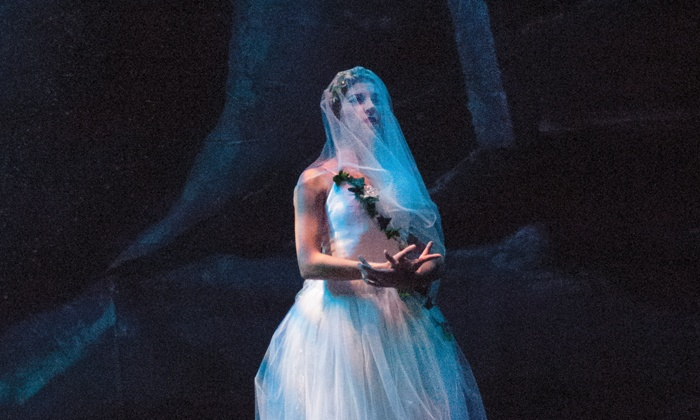 """""""Giselle"""" - San Diego Civic Theatre: California Ballet's """"Giselle"""" at San Diego Civic Theatre on November 1 or 2 (Up to 53% Off)"""
