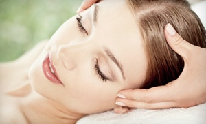 Hair Specialist: One or Two Months of Weekly Scalp Treatments at Hair Specialist (Up to 58% Off)