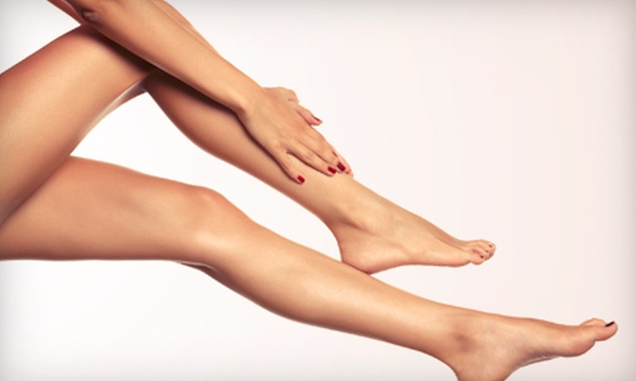 Laser & Beauty - Lake Catherine: $99 for Two 15-Minute Laser Spider-Vein-Removal Treatments at Laser & Beauty (Up to $700 Value)