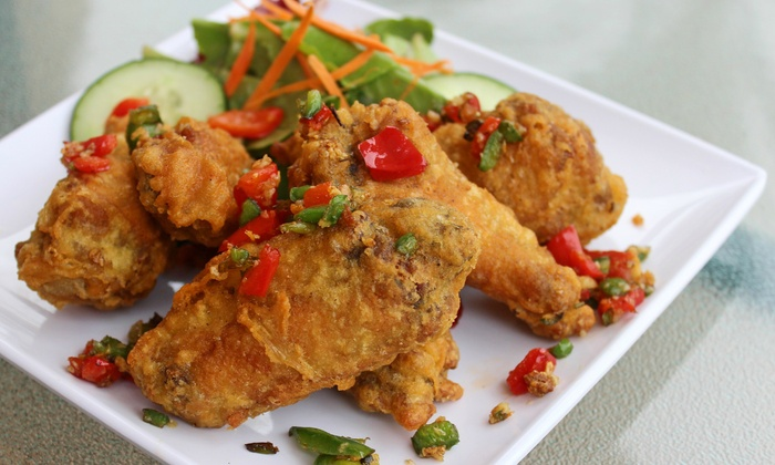 Far East Joint - West Covina: Asian Fusion Food at Far East Joint (40% Off). Two Options Available.