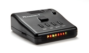 Rocky Mountain Radar Phantom-T Laser and Radar Detector and Scrambler