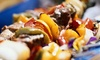 Layaly Mediterranean Grill - Central Richmond: Three-Course Mediterranean Meal for Two or Four at Layaly Mediterranean Grill (Up to 52% Off)
