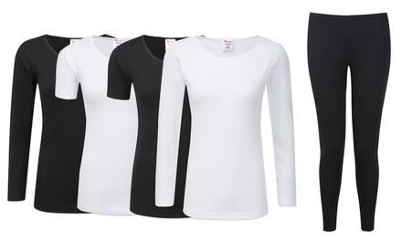 Ladies TwoPack Thermal Underwear from £7.99