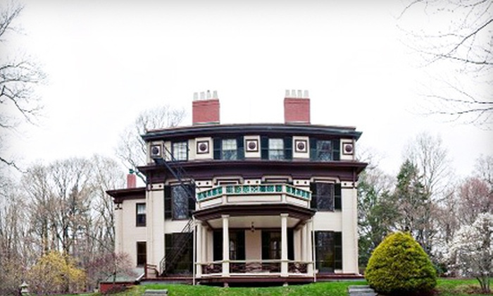 Forbes House Museum - Milton: Museum Tour for Two or Four at Forbes House Museum (Up to 53% Off)