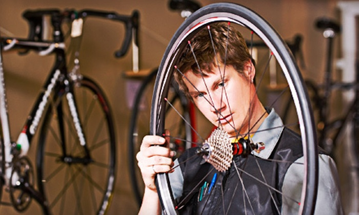 River City Bicycles - Woodmore - Dalewood: $17 for a Sports-Level Bike Tune-Up at River City Bicycles ($35 Value)