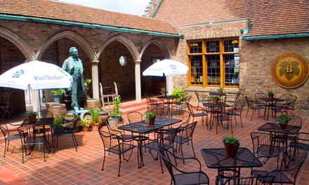 Tour and Beers for Two or Four at Best Place at the Historic Pabst Brewery (50% Off)