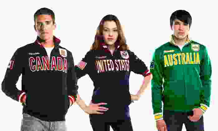 Mondetta Unisex Track Jackets: $24.99 for a Mondetta Unisex Soccer-Themed Track Jacket ($75 List Price). 9 Countries Available. Free Shipping.
