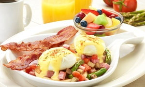 The Egg & I Restaurant: $12 for $20 Worth of Breakfast, Brunch, and Lunch at The Egg & I Restaurant