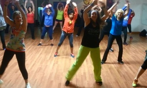 About BlaZIN Dance & Fitness LLC: Four Weeks of Unlimited Zumba Classes at BlaZIN Dance & Fitness LLC (65% Off)