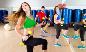 Fitness Fiesta: $20 for One Month of Zumba Classes at Fitness Fiesta ($40 Value)