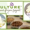 Half Off Organic Frozen Yogurt