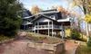Rustic Lodge in North Georgia Mountains