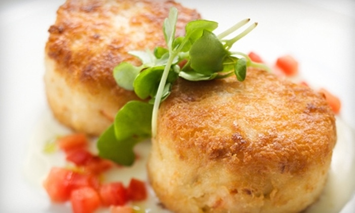 Pungo Grill - Virginia Beach: $15 for $30 Worth of Seafood and Southern Fare at Pungo Grill in Virginia Beach