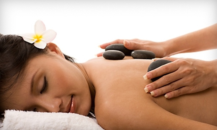 Renove Med Spa - Rehoboth Beach: $55 for a Hot-Stone Massage at Renove Med Spa in Rehoboth Beach ($110 Value)