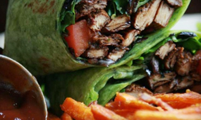 Cafe Muse - Hollywood: Dinner, Lunch, or Breakfast for Two at Cafe Muse in Hollywood