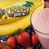 $6 for Two Smoothies at Cabana Joes