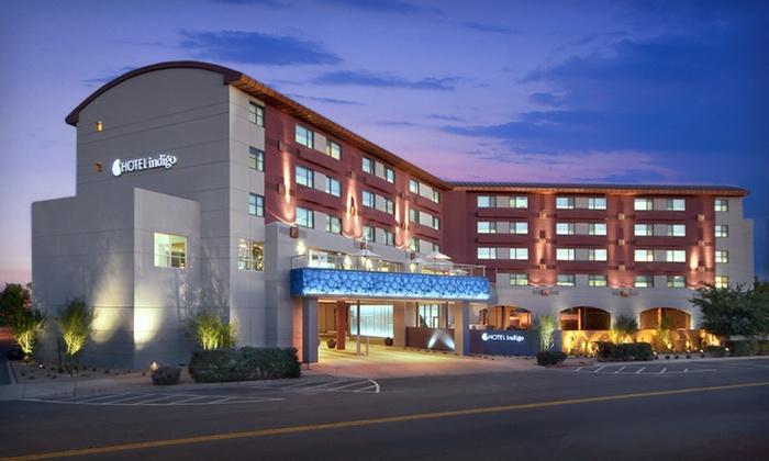 Hotel Indigo Scottsdale - Downtown Scottsdale: One-Night Stay at Hotel Indigo Scottsdale in Scottsdale, AZ