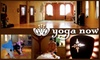 Yoga Now - Near North Side: $75 for a 60-Minute Fusion Massage at Yoga Now