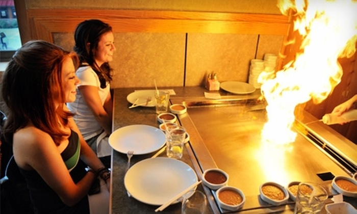 Nagoya Steak and Sushi - Grandview Hills: $12 for $25 Worth of Japanese Steakhouse Fare on Monday–Thursday at Nagoya Steak and Sushi (or $10 for $20 on Friday–Sunday)