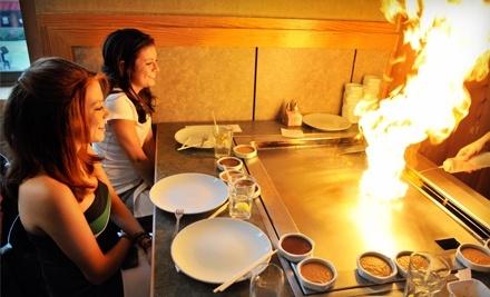 Nagoya Steak and Sushi: $20 Groupon Towards Lunch or Dinner on Friday-Sunday - Nagoya Steak and Sushi in Austin