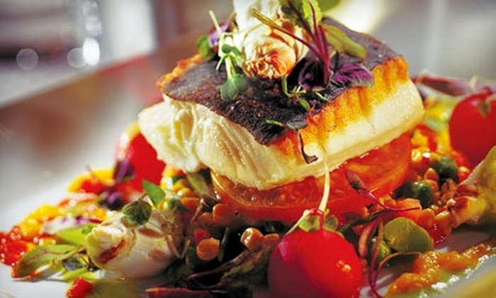 Prime 108 - Downtown Nashville: $30 for $60 Worth of Upscale Dining and Drinks at Prime 108