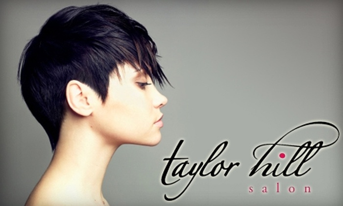 Taylor Hill Salon - San Juan Capistrano: $39 for Haircut, Blow Dry, and Conditioning Treatment at Taylor Hill Salon in San Juan Capistrano (Up to $115 Value)