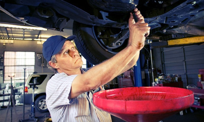 Willards Auto Service and Sales - South Fitchburg: Oil-Change Package at Willards Auto Service and Sales in Leominster (Up to 74% Off). Three Options Available.