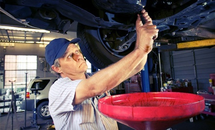 3 Regular Oil Changes, 3 Tire Rotations, and 3 27-Point Inspections (a $149 value) - Willards Auto Service and Sales in Leominster