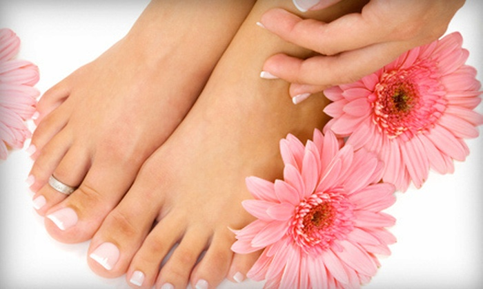 Inspiration Beauty Salon - Coral Springs: $25 Worth of Hair, Skin, and Nail Services