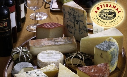$50 Groupon to Artisanal Premium Cheese - Artisanal Premium Cheese in