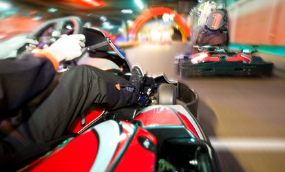 image for 30 Laps of Go-Karting from £24.95 at Indoor Super Karting (Up to 50% Off)