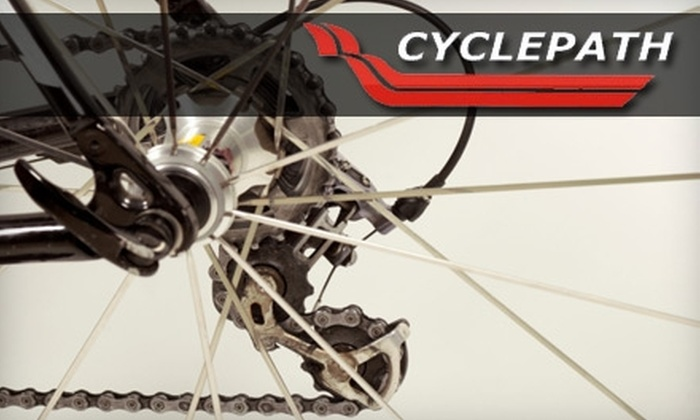 Cyclepath London - Central London: $35 for a Full Bike Tune-Up at Cyclepath London ($73.45 Value)