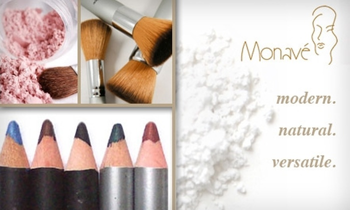 Monave - Baltimore: $25 for $50 Worth of Eco-Friendly Beauty Products From Monavé