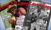 """""""Living Blues"""" - Rocky Point Road Corridor Homeowners Association: $12 for a One-Year Subscription to """"Living Blues"""" Magazine ($25.95 Value)"""