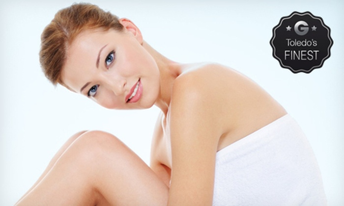Miracle Medi-Spa - Bedford: Six Laser Hair-Removal Treatments on a Small, Medium, or Large Area at Miracle Medi-Spa (Up to 89% Off)