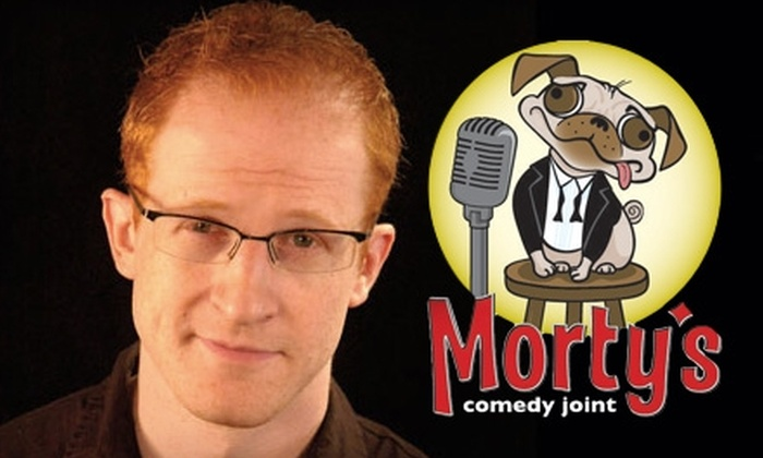 Morty's Comedy Joint - Washington: $15 for Two General Admission Tickets Plus an Appetizer at Morty's Comedy Joint (Up to $38 Value)