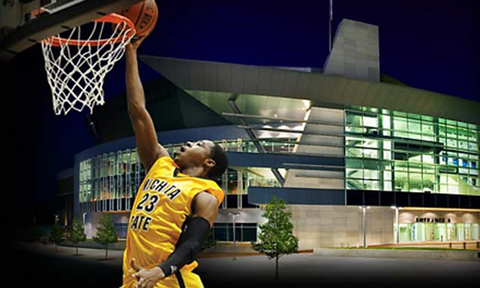 Wichita State Men's Basketball - Intrust Bank Arena: Upper- or Lower-Level Seats for Two to See Wichita State Vs. UAB on November 25 at Intrust Bank Arena (Up to 63% Off)