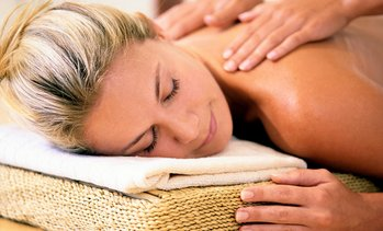 45% Off Swedish Massage at Illa Spa