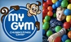 My Gym Children's Fitness Center  - Multiple Locations: $39 for a Lifetime Membership and Two Classes at My Gym Children's Fitness Center ($115 Value)