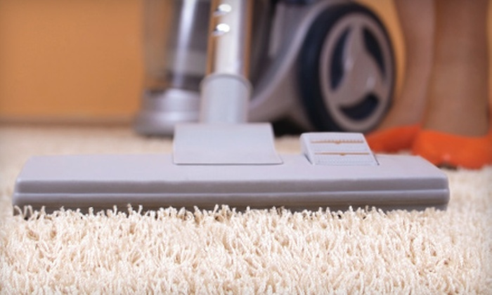 A-Extreme Services, Inc - Fair Heights: $49 for Carpet Cleaning of Three Rooms from A-Extreme Services, Inc. (Up to $150 Value)