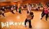 Revel Fitness - Carmel: $35 for Six Zumba Classes Plus Massage ($70 Value) or $15 for Six Zumba Classes Sans Massage ($40 Value) at Revel Fitness.