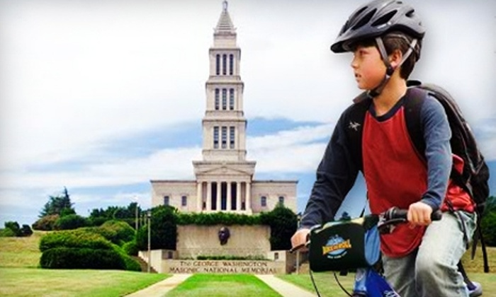 Bike and Roll - Multiple Locations: $17 for a Full-Day Bike Rental from Bike and Roll ($35 Value)