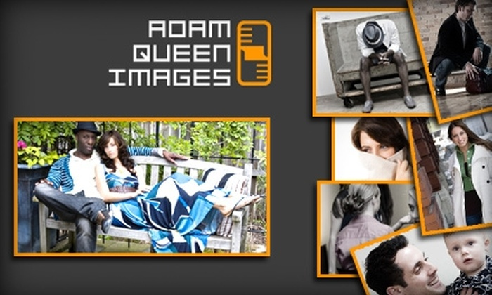 Adam Queen Images - Orange: $59 for a One-Hour Photography Session and 10 Digital Files at Adam Queen Images