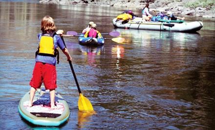 Half-Day Kayak or Paddleboard Rental for One - Colorado Kayak Supply in Buena Vista