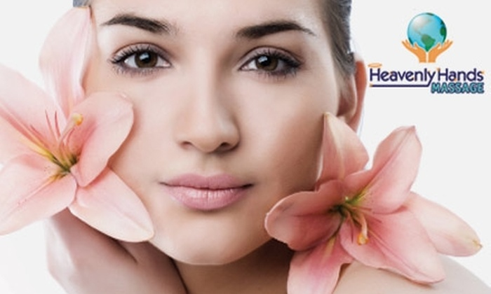 Heavenly Hands Massage - Sugar House: $59 for Body Wrap and Facial at Heavenly Hands Massage (Up to $145 Value)