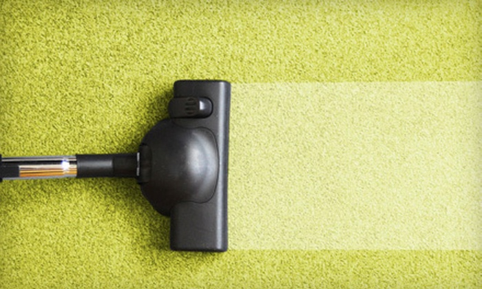 Priority Carpet and Tile Cleaning - Quigley Park: $59 for Up to 600 Square Feet of Carpet Cleaning in Three Rooms and One Hallway from Priority Carpet and Tile Cleaning ($119 Value)