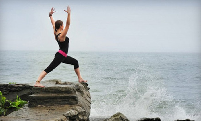Your Health Wellness Centre - Clarkson: 10 or 15 Yoga Classes at Flowga in Oakville (Up to 83% Off)