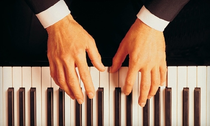 VIP Piano Club - Portland: $79 for a Two-Hour Private Piano Performance from VIP Piano Club ($500 Value)