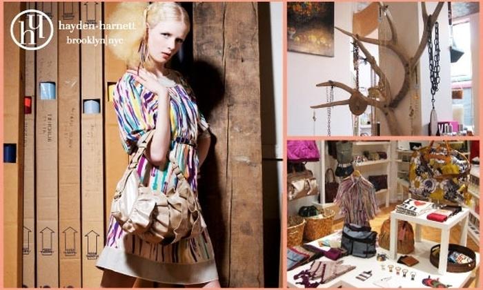 Hayden-Harnett  - Minneapolis / St Paul: $75 for $175 Worth of Designer Handbags & More at Hayden-Harnett Online
